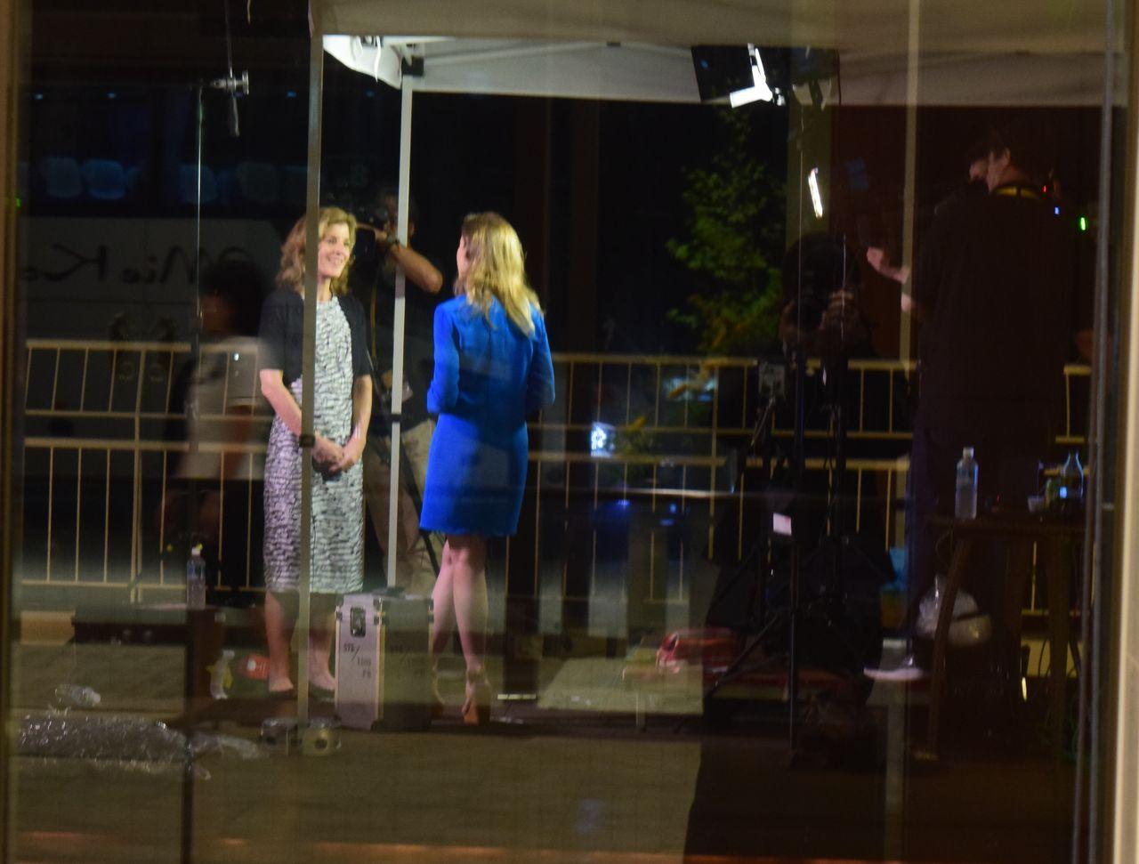 伊勢志摩サミット アメリカメディアのご宿泊と、キャロライン・ケネディ駐日大使のご来訪がありました